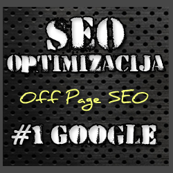 SEO Optimizacija web stranica za google i druge trailice